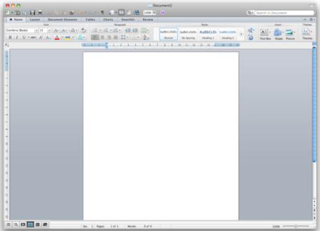 Microsoft dice que Office 2011 para Mac saldrá sólo en 32-bit