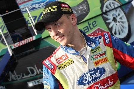 Citroën confirma el fichaje de Mikko Hirvonen