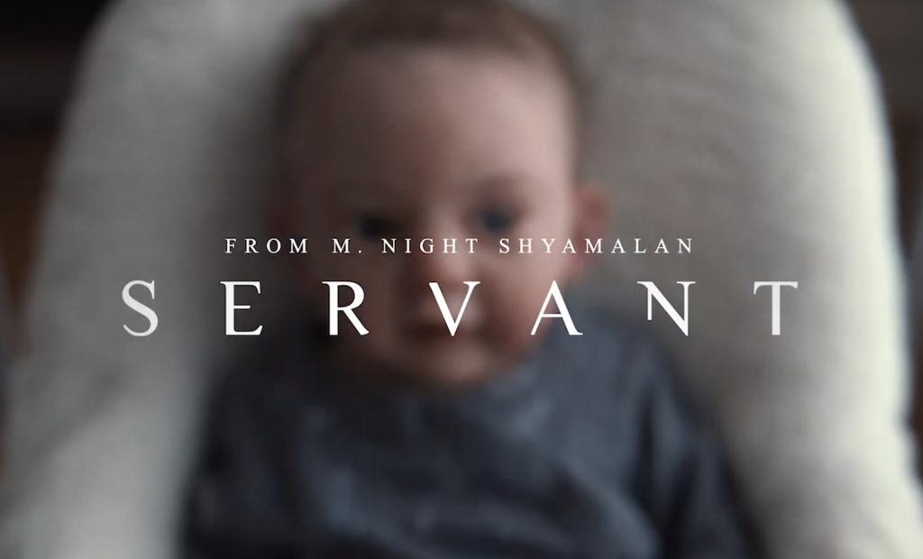 Apple comparte nuevo tráiler de 'Servant' la próxima serie que llegará a Apple TV +