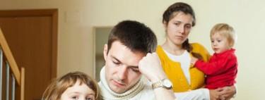 Separación con hijos: cuando la pareja se separa deben seguir siendo padres