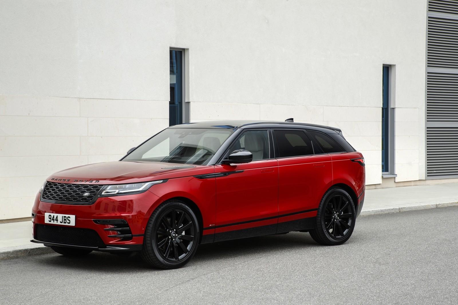Foto de Range Rover Velar (27/31)