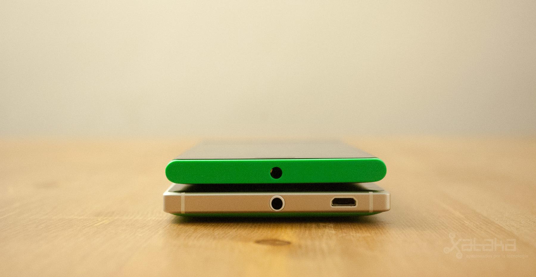 Foto de Nokia Lumia 735 y Lumia 830, análisis (1/28)