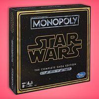 Monopoly de Star Wars de oferta en Amazon México: un recorrido por los nueve episodios en su precio más bajo a la fecha