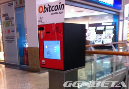 Así es el primer cajero de bitcoins instalado en España
