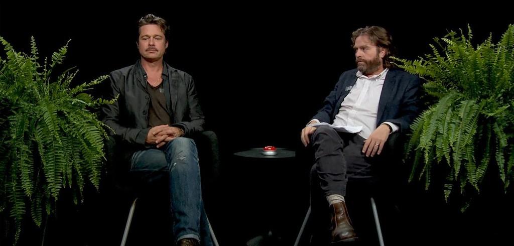 Netflix ampliará su catálogo de comedias con una película de 'Between Two Ferns', el talk show de Zach Galifianakis