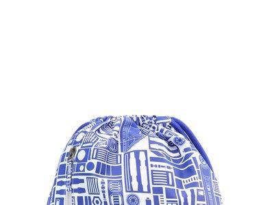 Por 12,45 euros tenemos la bolsa Time Teller con diseño de R2D2 de Star Wars en Zalando. Envío gratis