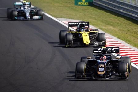 Magnussen Hungria F1 2019