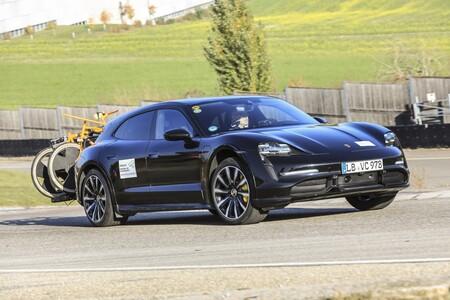 Porsche Taycan Cross Turismo Pruebas 5