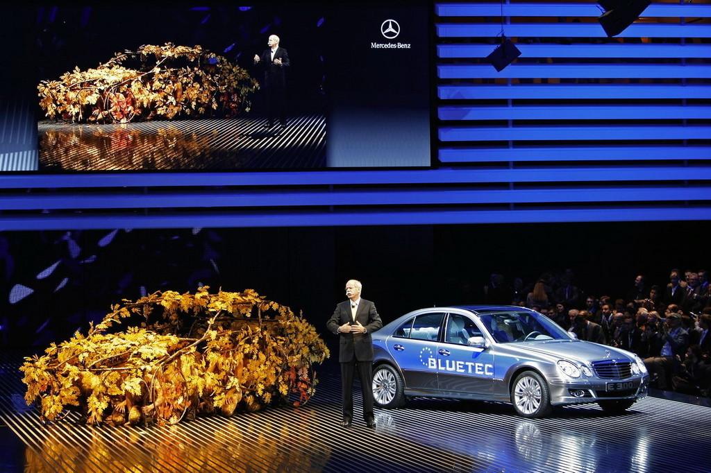 Foto de Salón de Frankfurt 2007: Mercedes Benz (12/18)