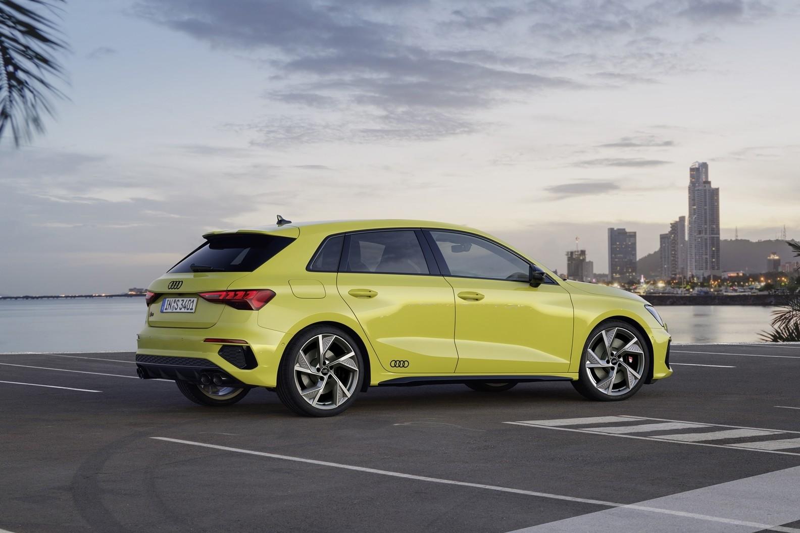 Foto de Audi S3 2020 (18/54)