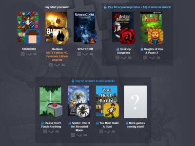 Humble Bundle PC & Android 14: llévate ocho juegos a muy buen precio y juega en PC y Android