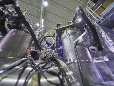 Por primera vez se mide el antiprotón de forma más precisa que el protón