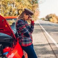 Qué hacer (y qué no hacer) si te quedas tirado en la carretera