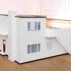 Foto 2 de 6 de la galería una-casa-de-munecas-inspirada-en-arne-jacobsen en Decoesfera