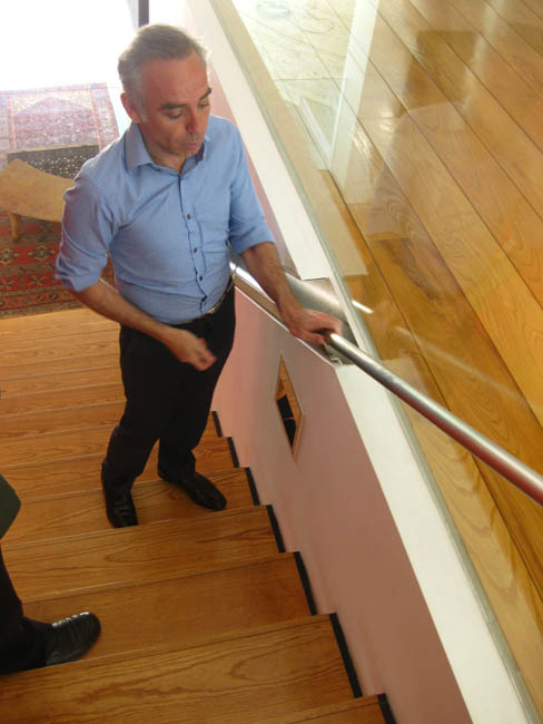 Foto de Mi visita a la primera gran casa de Joaquín Torres (9/15)