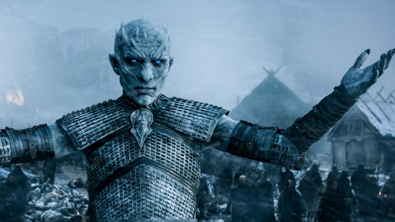 'The Last Kingdom' y otras 11 series recomendables si esperas el regreso de 'Juego de Tronos'