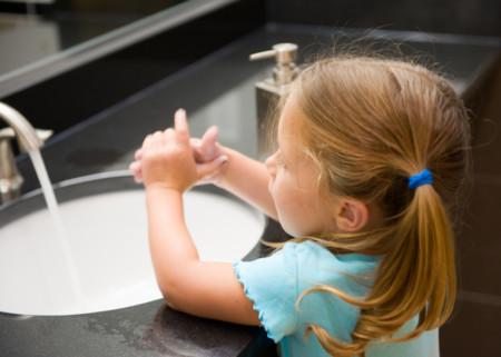 ¿Se puede prevenir? Higiene contra las infecciones en los niños
