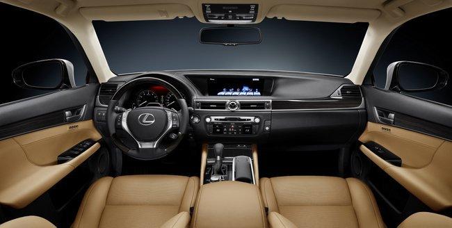 lexus GS 2012 6
