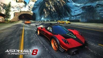 Asphalt 8 y 14 juegos más de Gameloft llegarán a Windows Phone y Windows 8