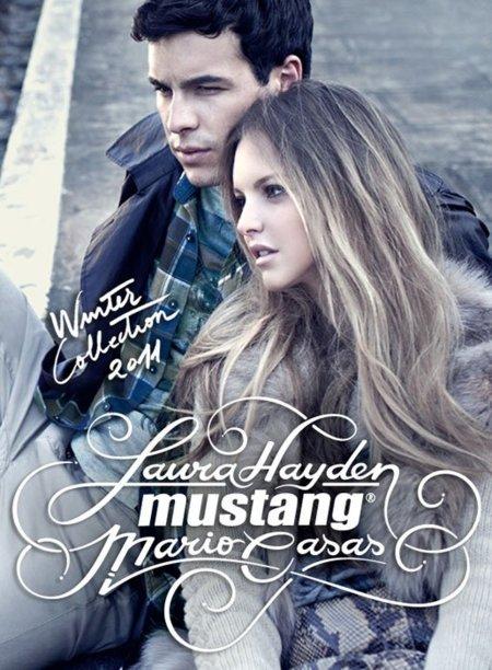 Mustang Otoño-Invierno 2011/2012: siéntete city girl