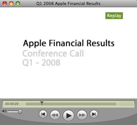 Sobre los resultados económicos de Apple en el Q1