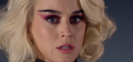 Katy Perry quiere que todos seamos testigos de su camino a la perdición