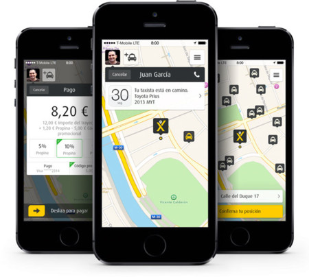 Mytaxi Iphone Spa