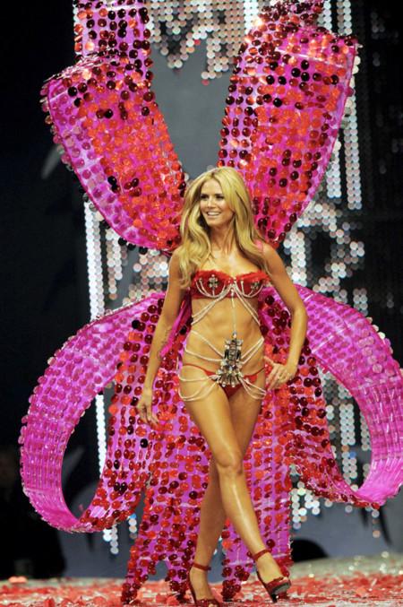 Heidi Klum 2008 Victorias Secret