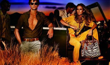 Safari Urbano en la Primavera-Verano 2012: Los looks clave una de la tendencias de la temporada