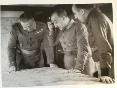 Franco Barroso Y Medrano Aragon1938 Foto Papacampua