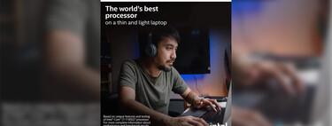 Intel anuncia sus nuevos procesadores usando un MacBook Pro que no los utiliza