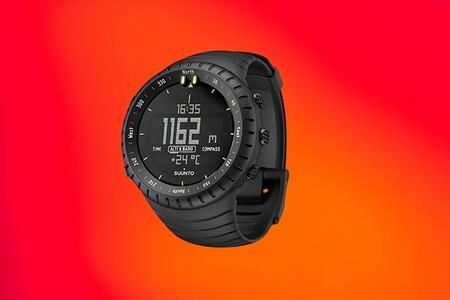 El chollo para el día del padre es este reloj deportivo Suunto Core All Black a poco más de 100 euros en Amazon