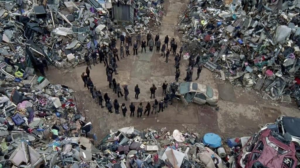 Walking Dead8x06dentro
