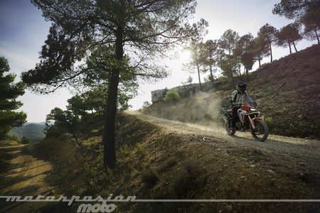 Honda Crf1000l Africa Twin Gp Aragon 013