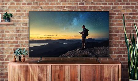 Smart TV de 55 pulgadas Samsung UE55NU7172, con resolución 4K, por 535 euros y envío gratis en Amazon
