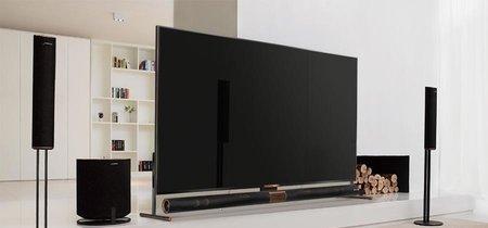 QLED y 600 zonas de iluminación independientes es como quiere TLC competir con las teles OLED