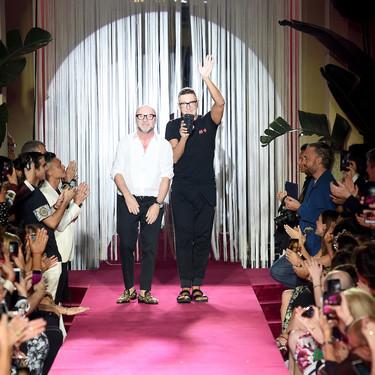 Dolce & Gabbana desfilará en la Semana de la Moda de Milán por primera vez en 22 años