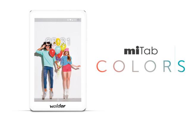 Wolder Mitab Colors