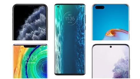 Así queda el Motorola Edge+ contra la gama premium de smartphones en México: comparativa de especificaciones y precio