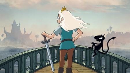 Netflix pone fecha al regreso de '(Des)encanto': la serie de Matt Groening parodia 'Juego de Tronos' en el cartel de su Parte 2