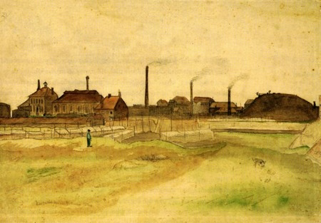 Coalmine In The Borinage 18791