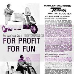 Foto 5 de 13 de la galería harley-davidson-topper-scooter en Motorpasion Moto