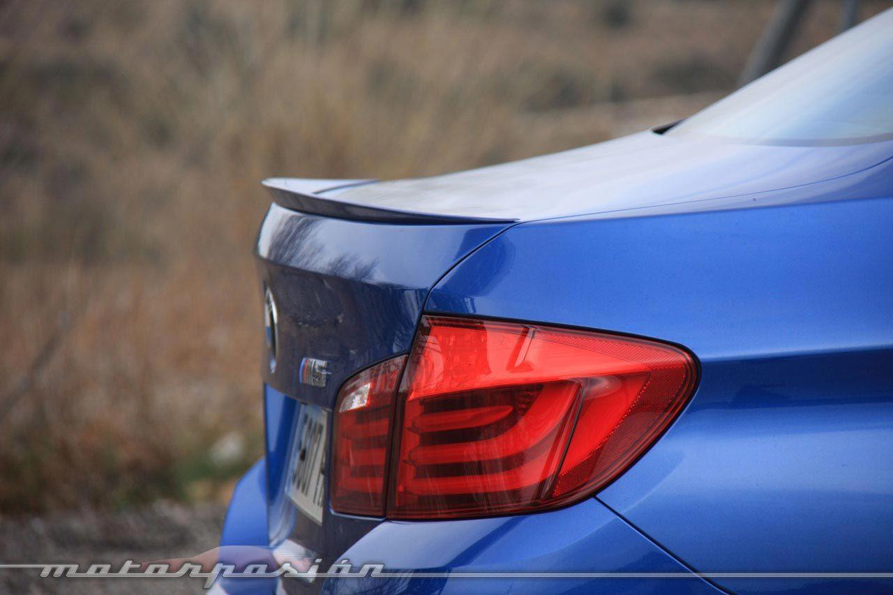 Foto de BMW M5 (Prueba) (53/136)