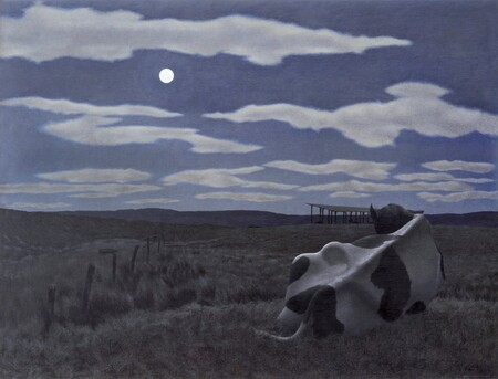Moon And Cow