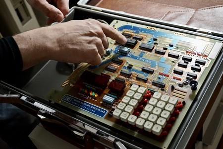 Ordenador HP para aprender el funcionamiento de un procesador