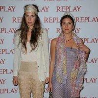 Las invitadas a la fiesta Replay en Cannes: vips extranjeras ... y nacionales