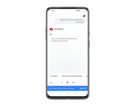 Chromecast Ejemplo