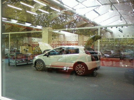 Abarth, los talleres transparentes