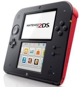 Se lanza la consola Nintendo 2DS para los más pequeños con Pokemon X y Pokemon Y