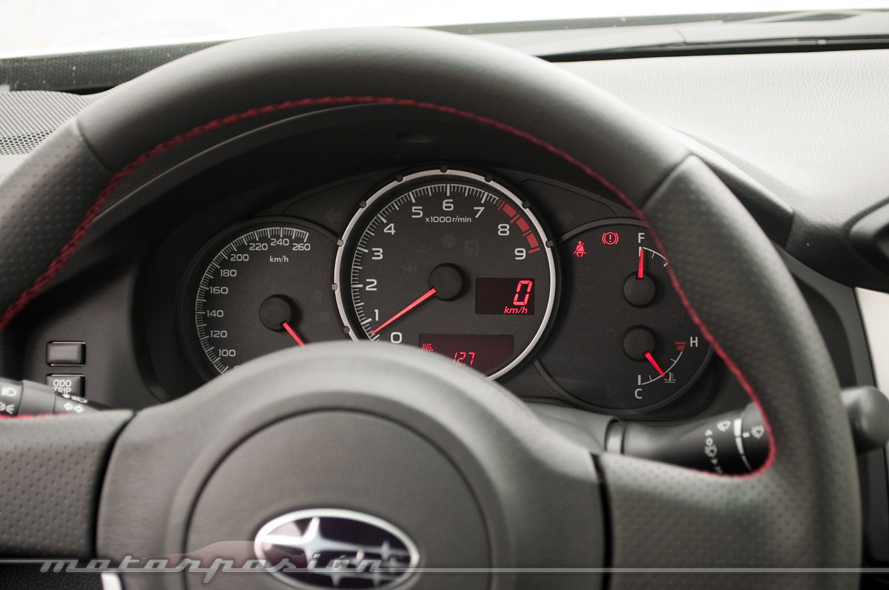 Foto de Subaru BRZ (presentación) (22/23)